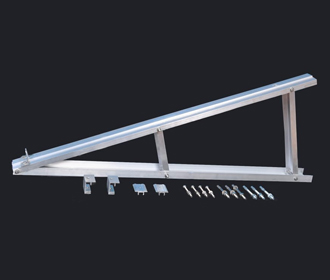 solar flat roof mounting structure price